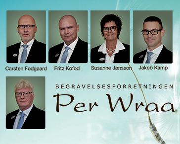 Begravelsesforretningen Per Wraa
