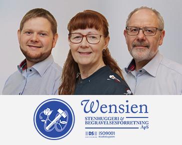 Wensien Stenhuggeri og Begravelsesforretning