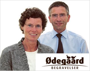 Ødegaard Begravelser
